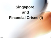 GES1002_SSA2220 - Singapore and Financial Crises (I).pptx