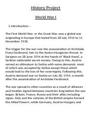 History Project - WW2.docx