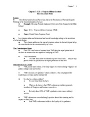 Chapter 7 Lecture Notes Part 1