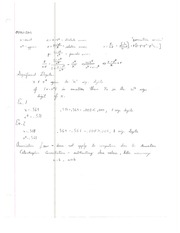 Matrices Notes