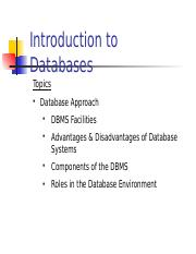 1 - database concepts