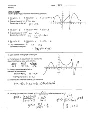 Calc_Review_2_2009-2010_answer_key