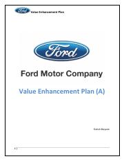 docshare.tips_ford-motor-value-enhancement-plan-solution[1]