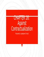 CHAPTER 16 - contractualization.pptx