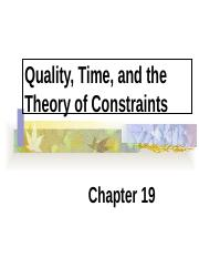 Lecture 7 (chapter 19).PPT