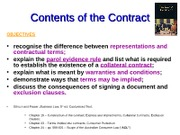 Business Law - Lecture 5