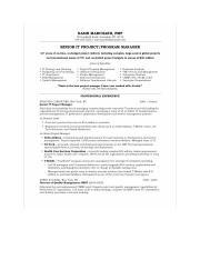 2nd PM resume