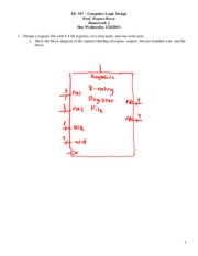 EE 347 homework 1 Solution (Winter 2011)