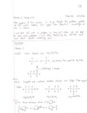 Organic Chem Analyzing Structural Formulas and Resonance Structures Review