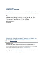 Influences of the Misuse of Social Media on the Evolution of Adol.pdf