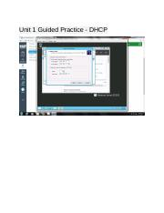 Unit 1 Guided practice DHCP.docx