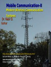 2. Ch-2 Modern Wireless Communication Systems
