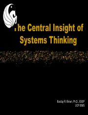 M2v3 - The Central Insight of Systems Thinking.pdf