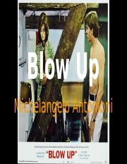 Blow Up Movie.pptx