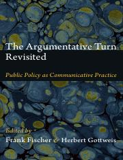 The Argumentative Turn Revisited _Public Policy as Communicative Practice.pdf