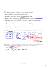 Section 7.1 Completed Notes