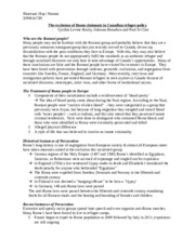 Defining race and ethnicity term paper