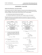 CE 130 Discussion 5.3 solution
