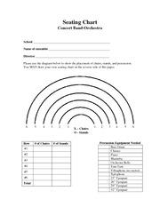 band seating chart template koni polycode co