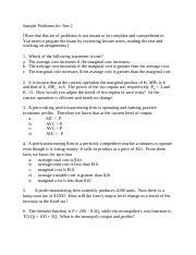 3040 Sample Problems for Test 2 (1).docx