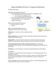 human biology coursework + ocr