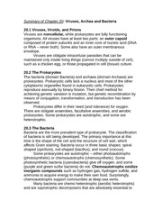 bacteria homework activity 27.2