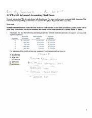 acct 1501 pratice exam questions Download acct1501 cheat sheet completely free + more videos and notes: http: //googl/qzvuqk.
