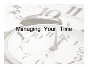 Ch 2-Time_Management PPT0
