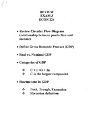 EXAM 3 REVIEW (224)