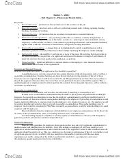 HRM 3450 - Final Exam Preparation (21 pages)