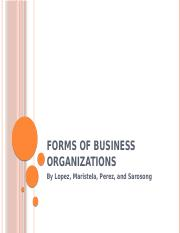 Forms of Business Organizations.pptx