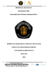 Cover Makalah Perencanaan Strategi Feb Ub Untuk Memenuhi Tugas