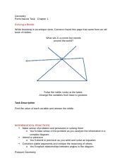 Geom Perform task Chapt 1.docx