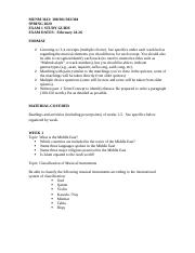 study guide exam 1 (online spring 20).docx