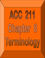 ACCT_211_Chapter_8_Terminology