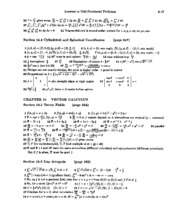 Calculus Solutions 28