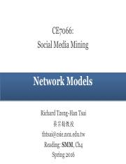 Ch4 - Network Models_new