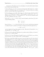 Exam B Solution Winter 2013