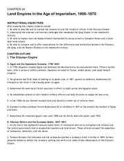 chapter 24 world history study guide Chapter 24 to preview chapter 24, visit  evaluating information study foldable  make the following  real world economics no flaws allowed here  guide to  reading  main idea throughout american history, bank.