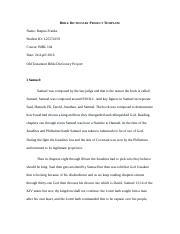 Worldview Essay Romans 1 - Running head WORLDVIEW ESSAY ROMANS 1 ...
