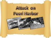 pearl harbor ppt info