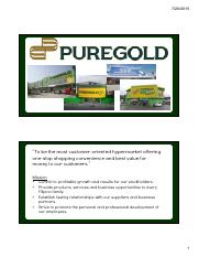 PUREGOLD PRICE CLUB