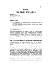 Politicals Science - I - F.Y.B.A..pdf