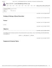 Chem 1LC S17 - Lorelle Meidt_Expt 4_Pre_In Lab - LabArchives, Your Electronic Lab Notebook (ELN).pdf