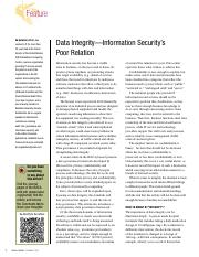 Data Integrity—Information Security's Poor Relation.pdf