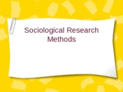 Research Methods for webpage