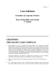 EOC_Ross_7th_edition_Case_solutions