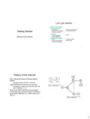 unit14 basics of the internet