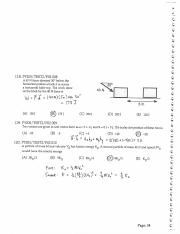 Physics Practice Test 2 (Version 2 Answers).pdf