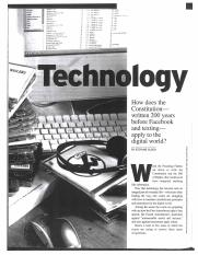 Technology & The Law (Reading).pdf